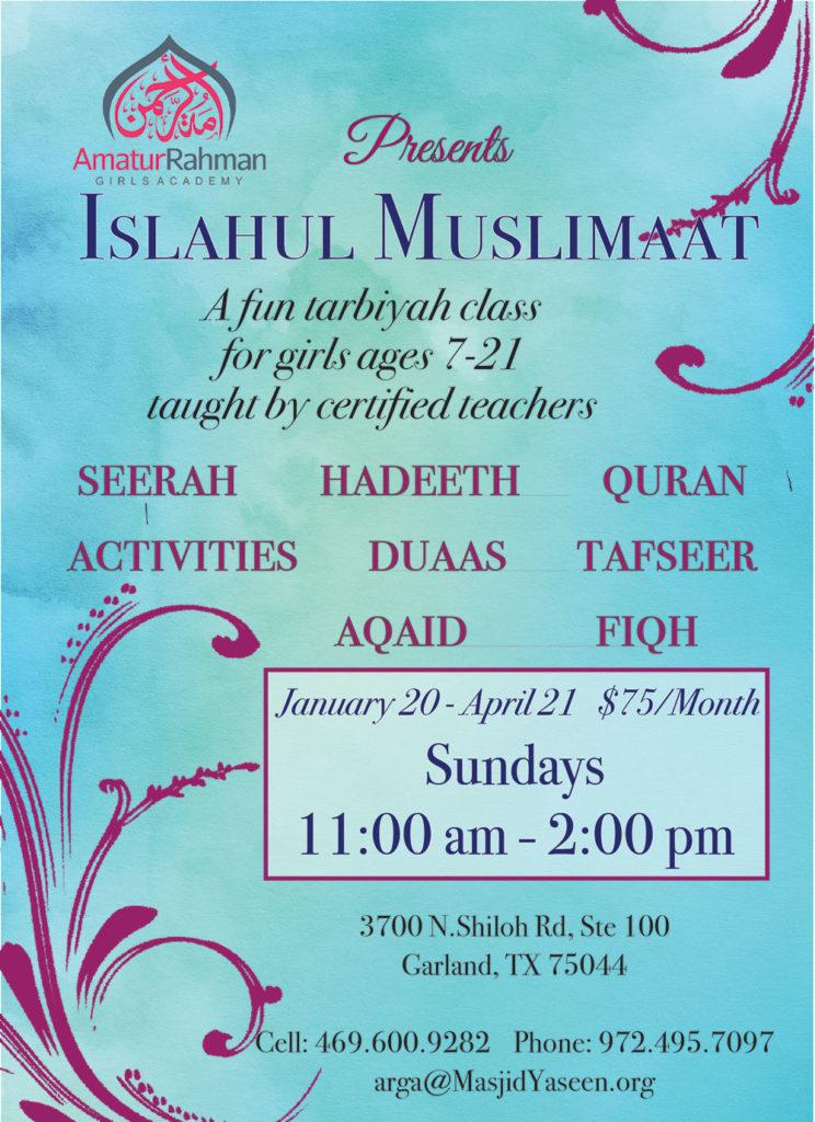 Islahul Muslimaat